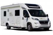 Swift Escape 694 motorhome rental - uk
