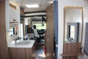 Landcruise Motorhome Hire Swift Escape 694 motorhome rental united kingdom
