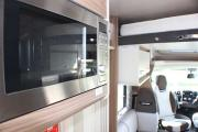 Landcruise Motorhome Hire Swift Escape 694 motorhome rental uk