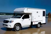 Real Value AU 4WD Camper campervan hire adelaide