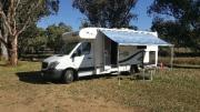 Kangaroo Campervan Rentals Motorhome Sovereign 2B Delux motorhome motorhome and rv travel