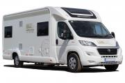 Landcruise Motorhome Hire Swift Escape 674 motorhome rental uk