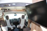 Landcruise Motorhome Hire Swift Escape 674