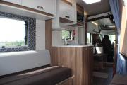 Landcruise Motorhome Hire Swift Escape 674 rv rental uk