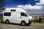 Real Value AU Real Value Hitop australia airport motorhome rental