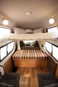 Apollo Motorhomes NZ Domestic 2/4 Berth Endeavour Camper motorhome rental new zealand