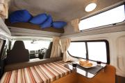 Apollo Motorhomes NZ Domestic 2/4 Berth Endeavour Camper campervan rental new zealand