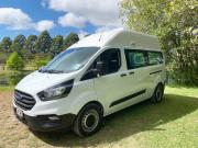 Trail Adventurer 2+1 new zealand airport campervan hire