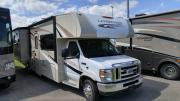 Pure RV Rental Canada MHC Class C 30-31' worldwide motorhome and rv travel