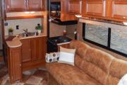 Camper1 Alaska 28ft Class C Freelander Silver motorhome rental anchorage