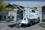 Compass Campers Canada TC-S (Truck Camper with Slideout) rv rental canada