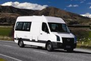 Real Value 2 Berth ST campervan rental new zealand