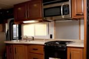 Compass Campers USA (International) AF34 Class A Motorhome Slide Out motorhome rental usa