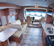 Pure RV Rental Canada MHA Class A 30' motorhome motorhome and rv travel