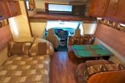 Camper1 Alaska 30ft Class C Freelander Gold motorhome rental anchorage