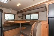 TC-B (Truck Camper with Bunk Bed) rv rental - canada