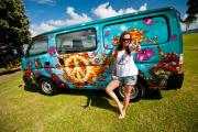 Standard Escape Campervan campervan rental new zealand