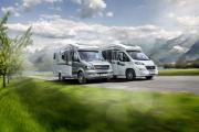 Rent Easy UK Exclusive Classic Tramp SL 568 or similar motorhome rental united kingdom