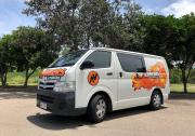 Chubby Camper campervan hire - new zealand