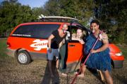 Rocket 2 Berth campervan hire - new zealand