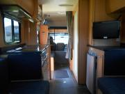 Coastal Campers New Zealand 6 berth motorhomes