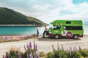 Jucy Campervan Rentals NZ JUCY Chaser motorhome rental new zealand