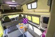 Jucy Campervan Rentals NZ JUCY Chaser motorhome motorhome and rv travel