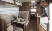Adventurer Motorhome motorhome rental - uk