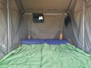 Caprivi Camper Hire Toyota Hilux Double Cab 2.4L Automatic with 1 Rooftent (2 PAX) motorhome motorhome and rv travel