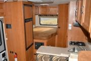 Camper1 Alaska 20ft Class C Gold motorhome rental anchorage alaska