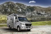 Rent Easy Germany Exclusive Classic Tramp SL 580 or similar campervan rental germany