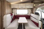 Euromotorhome Rental Group - C - Seniors & Just Married Rates camper hire portugal