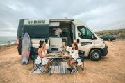 Active Plus camper hire portugal