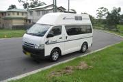 2/3 berth Hi-top camper campervan rental melbourne