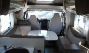 Camperline Class III - PT motorhome rental portugal