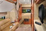 Class C 31' with Slideout & Bunks Premium rv rental - canada