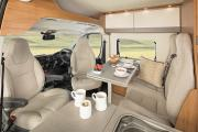 Easi Campervans FIAT TRIBUTE 699 motorhome rental uk
