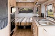 Let's Go Motorhomes AU Voyager - 2 Berth Motorhome motorhome motorhome and rv travel