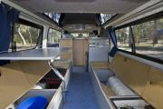 Travellers Autobarn NZ Hitop Campervan motorhome rental new zealand