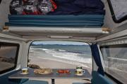 Hitop Campervan campervan hire - new zealand