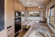 Let's Go Motorhomes AU Cruiser - 3 Berth Motorhome worldwide motorhome and rv travel
