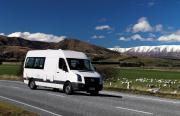 Real Value 2 Berth ST campervan hire australia