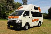 Travellers Autobarn NZ Kuga Camper worldwide motorhome and rv travel