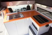 Travellers Autobarn NZ Kuga Camper campervan rental new zealand