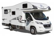 Plus 7 berth camper hire portugal