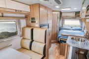 Let's Go Motorhomes AU Conquest - 4 Berth Motorhome campervan rental perth
