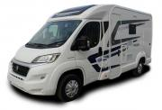 Landcruise Motorhome Hire Swift Escape 205 motorhome rental uk