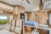 Conquest Royale - Luxury 4 Berth Motorhome campervan hire - australia