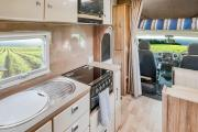 Let's Go Motorhomes AU Conquest Royale - Luxury 4 Berth Motorhome
