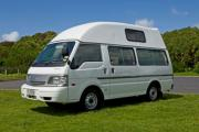 Koru 2+1 campervan hire - new zealand